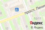 Схема проезда до компании У Палыча в Красноармейске