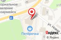 Схема проезда до компании Мастерская по ремонту одежды в Красноармейске