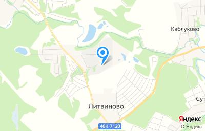Местоположение на карте пункта техосмотра по адресу г Санкт-Петербург