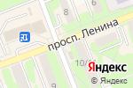 Схема проезда до компании Первая полоса в Красноармейске