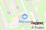 Схема проезда до компании Магазин цветов в Красноармейске