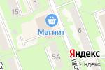 Схема проезда до компании Для вас в Красноармейске