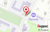 Схема проезда до компании Управление Пенсионного фонда РФ №28 г. Москвы и Московской области в Жуковском