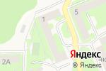 Схема проезда до компании Шоколад в Красноармейске