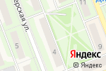 Схема проезда до компании Салон-парикмахерская в Красноармейске