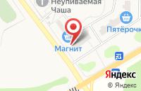 Схема проезда до компании Фрязинский городской информационный центр в Литвиново