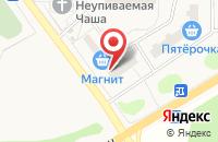Схема проезда до компании Магазин автозапчастей в Литвиново