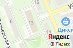 Схема проезда до компании У Ручкина в Красноармейске