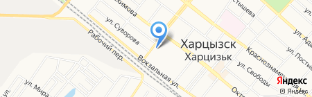 Мебель магазин на карте Харцызска