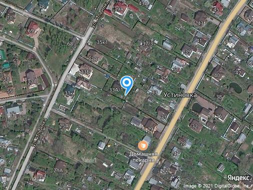 Продаю дом, 50 м², Устиновка