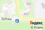 Схема проезда до компании Ателье в Красноармейске