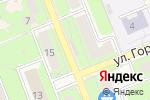 Схема проезда до компании Продуктовый магазин в Красноармейске