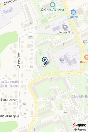 КОМПЬЮТЕРНЫЙ МАГАЗИН БАЙТ на карте Красноармейска