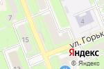 Схема проезда до компании Многопрофильный магазин в Красноармейске