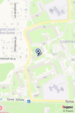 ИМПУЛЬС-СТРОЙ на карте Красноармейска