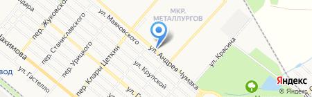 Все от 5 на карте Харцызска