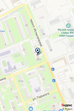 АУДИТОРСКАЯ ФИРМА КОНС-АУДИТ на карте Красноармейска