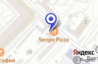 Схема проезда до компании ПРОДОВОЛЬСТВЕННЫЙ МАГАЗИН ЛАРОН в Сергиевом Посаде