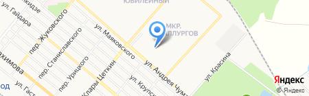 WDS магазин окон и дверей на карте Харцызска