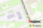 Схема проезда до компании Средняя общеобразовательная школа №3 в Красноармейске