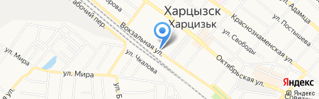 Аякс ЧП на карте Харцызска
