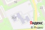 Схема проезда до компании Родничок в Красноармейске