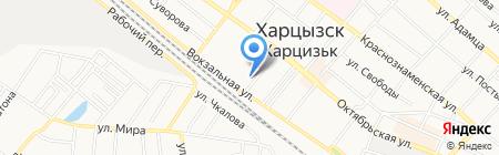 Империя недвижимости на карте Харцызска