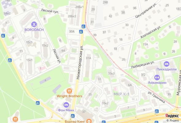 жилой комплекс Нижегородский