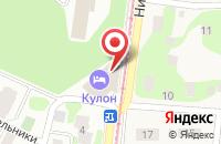 Схема проезда до компании Русский подвал в Жуковском