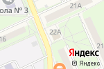 Схема проезда до компании Вита.ру в Красноармейске