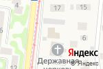 Схема проезда до компании Церковная лавка в Кратово