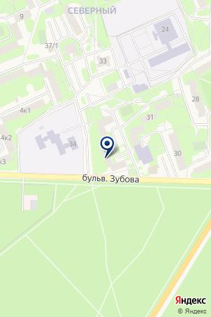ПРОДОВОЛЬСТВЕННЫЙ МАГАЗИН ЛЕСНОЙ на карте Красноармейска