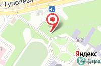 Схема проезда до компании Автостоянка в Жуковском