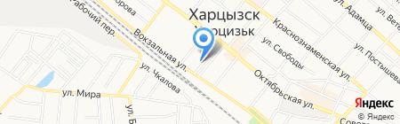 Люкс на карте Харцызска