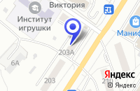 Схема проезда до компании ПРОДОВОЛЬСТВЕННЫЙ МАГАЗИН ЧЕРЕДОВА Р.И. в Сергиевом Посаде