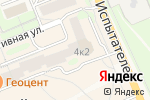Схема проезда до компании Единое окно в Красноармейске