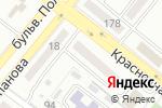 Схема проезда до компании Мир Авто, автомагазин в Харцызске