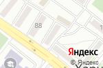 Схема проезда до компании Фантазия в Харцызске