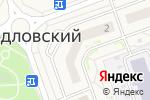Схема проезда до компании Салон цветов и подарков в Свердловском