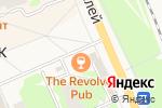 Схема проезда до компании Presto Pizza в Красноармейске