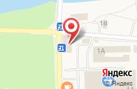 Схема проезда до компании Избёнка в Свердловском