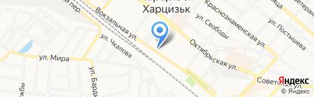 Твой Дом на карте Харцызска