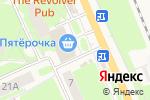 Схема проезда до компании Магазин мясной продукции в Красноармейске