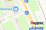 Схема проезда до компании Киоск печатной продукции в Красноармейске