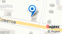 Компания Арт-сервис на карте