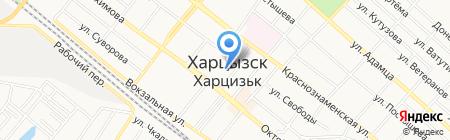Биодар плюс на карте Харцызска