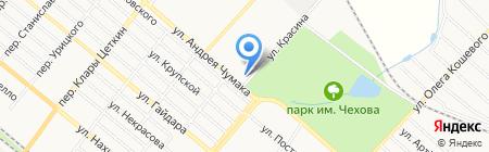 Спорт+ на карте Харцызска