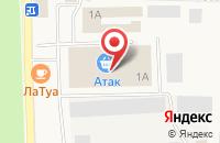 Схема проезда до компании Reelab в Свердловском