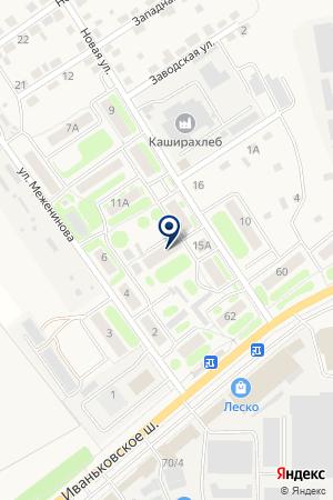 АПТЕКА ТЕРМИНАЛ-С на карте Новой