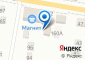 Абинск-ТБО на карте